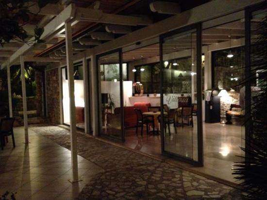 Albergo Villa Vittoria: reception