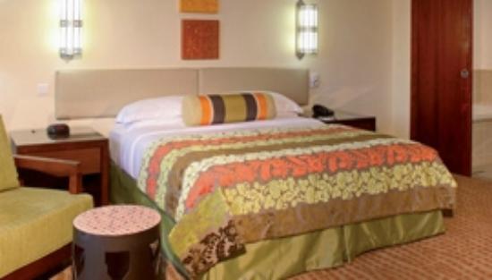 Mazagan Beach & Golf Resort: Chambre