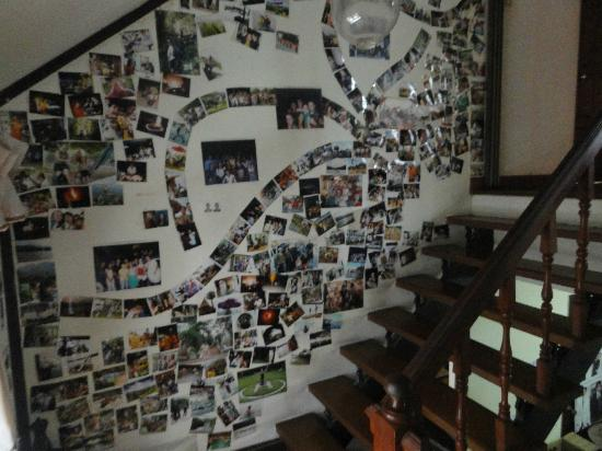Spicythai Backpackers: Staircase