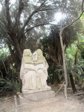 Le Jardin d'Essai du Hamma: Jardin anglais