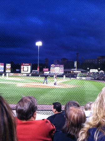 Frontier Field: Great Experience