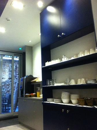 BEST WESTERN Prince Montmartre: colazioni