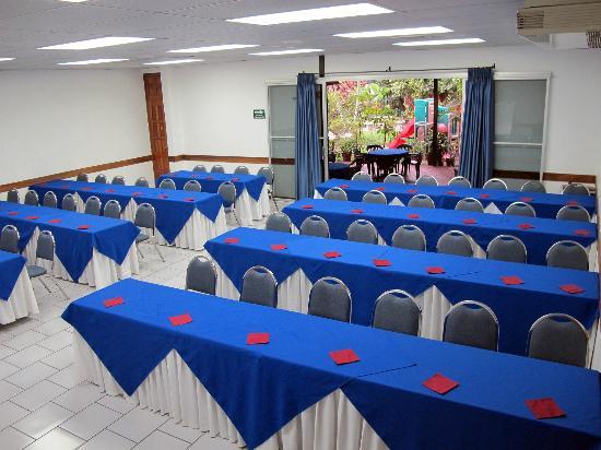 Novo Hotel & Suite: Salon Apaneca