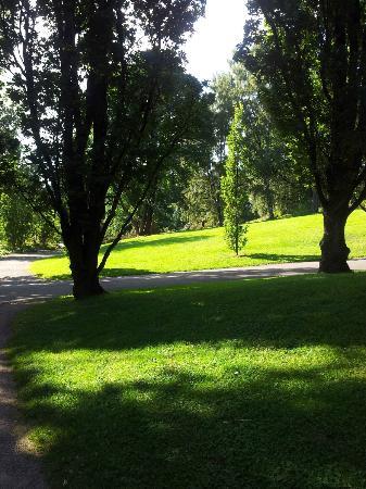 Botanical Gardens (Botanisk Hage og Museum) : Botanical Gardens