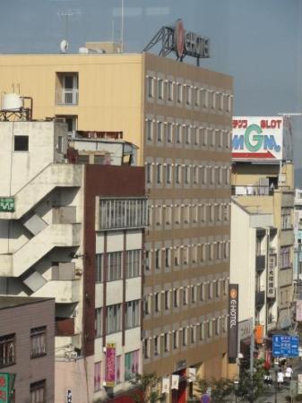 E-Hotel Oyama: a