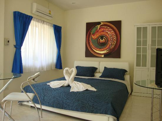 Oasis Villa: Double Bedroom C