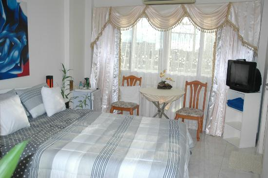Oasis Villa: Double Bedroom D