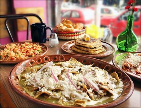 Conchita Restaurant Mexico City