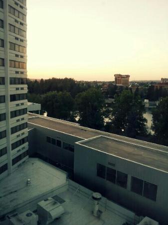 DoubleTree by Hilton Hotel Spokane City Center: view left