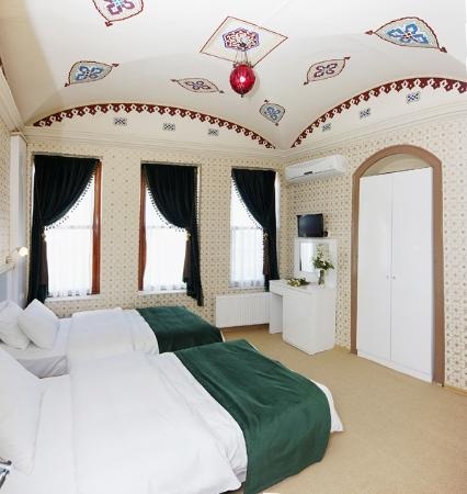 Ottoman Tulip Hotel: Guest Rooms