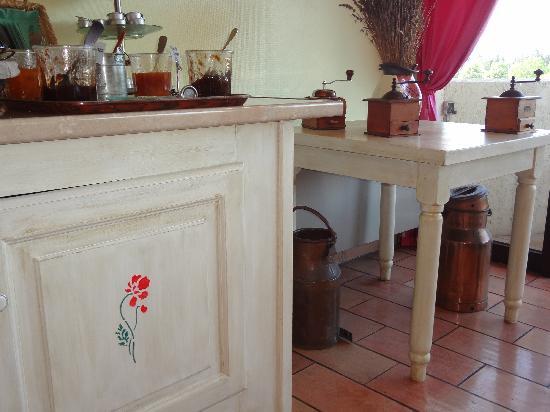 Hotel Les Nevons: Restaurante do Hotel