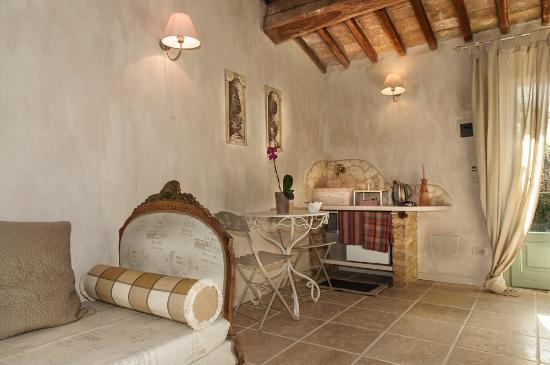 Antica Locanda Sant'Anna: Camera Chianti
