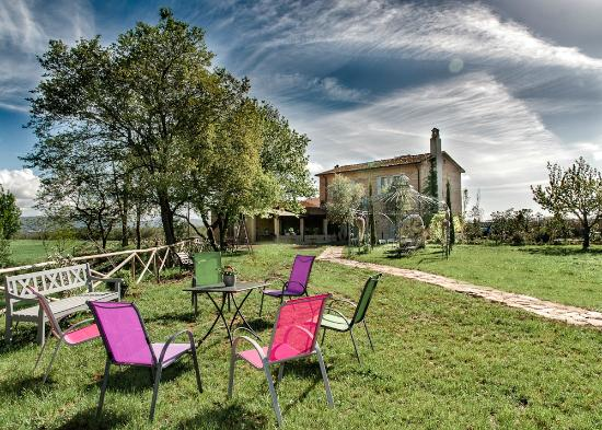 Antica Locanda Sant'Anna: Il parco
