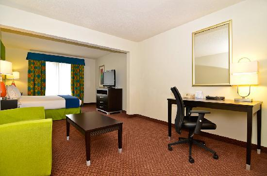 Holiday Inn Express Atlanta NE I-85 Clairmont: King Room