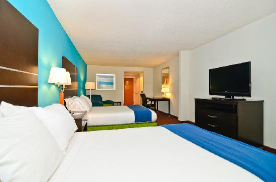 Holiday Inn Express Atlanta NE I-85 Clairmont: Double Room