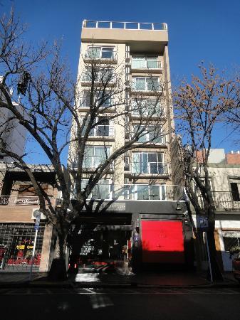 Fierro Hotel Buenos Aires: frente del edificio