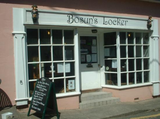 Image Bosun's Locker in Mid Wales