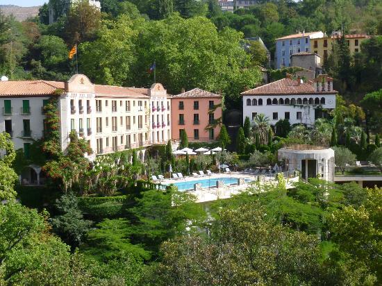 Le Grand Hotel: L'hôtel 