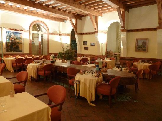 Le Grand Hotel: Salle à manger