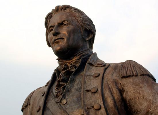 The city and county of Sumter, SC are named for Revolutionary War General Thomas Sumter.