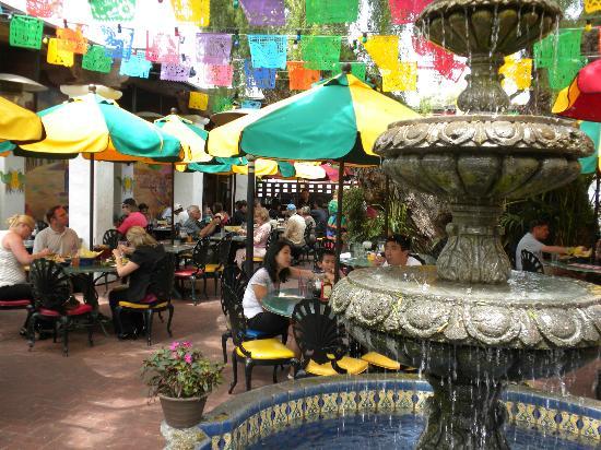 Casa Guadalajara: The Patio Is Lovely!