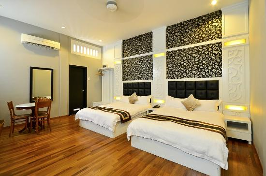 Jonker Boutique Hotel: Grand Deluxe Room (Family)
