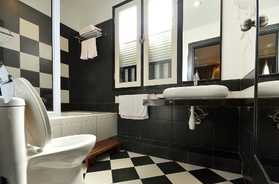 Jonker Boutique Hotel: Bathroom