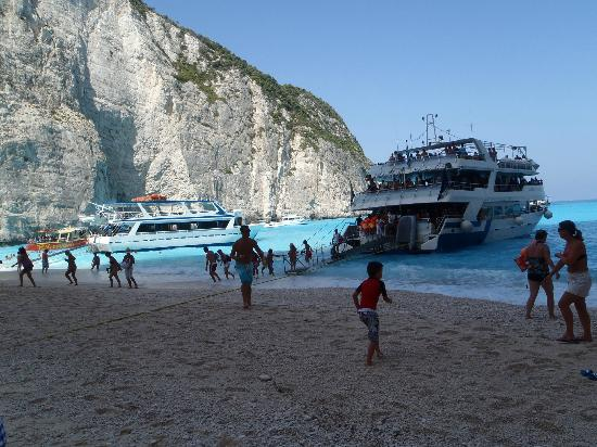 Arion Resort: Navagio beach