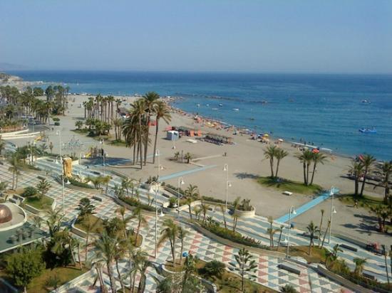 El Tranco del Mar: Playa Paseo Altillo 80 metros Apartamentos