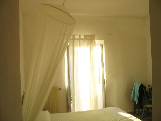 Hotel Bel Tramonto: la nostra camera sul lato ovest