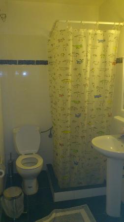 Paradisia Villas: baño recientemente reformado
