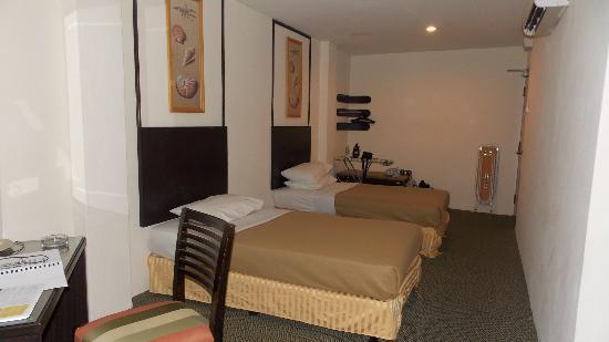 Hotel Shangg: room