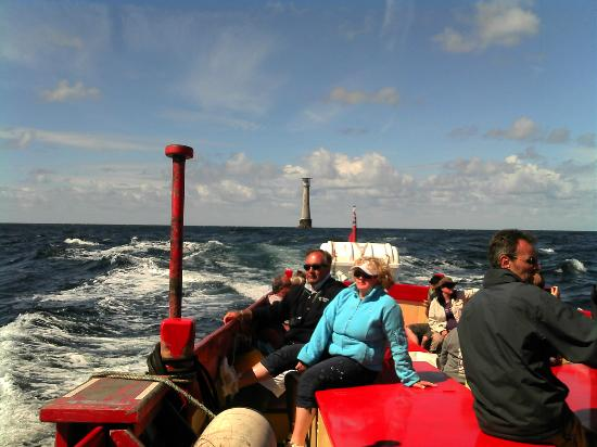 Star Castle: On the Boat to Tresco