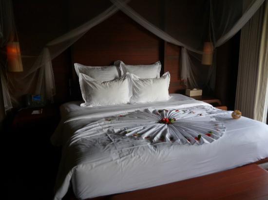 An Lam Ninh Van Bay Villas : Schlafzimmer