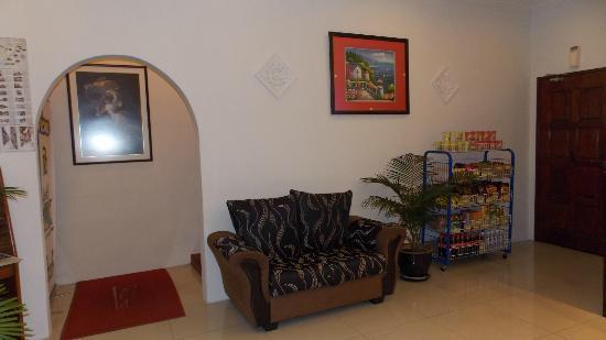 Hotel Shangg: lobby