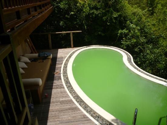 An Lam Ninh Van Bay Villas : Privater Pool