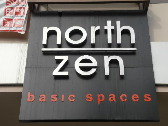 North Zen Basic Spaces: Hotel logo
