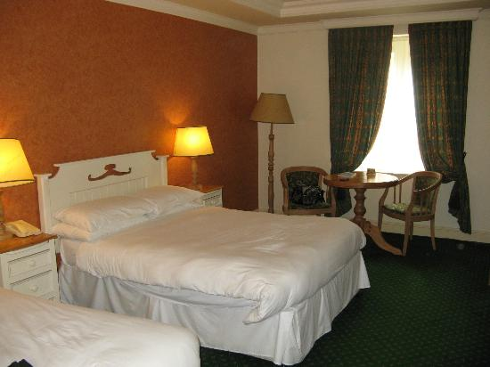 Meadowlands Hotel: Bedroom