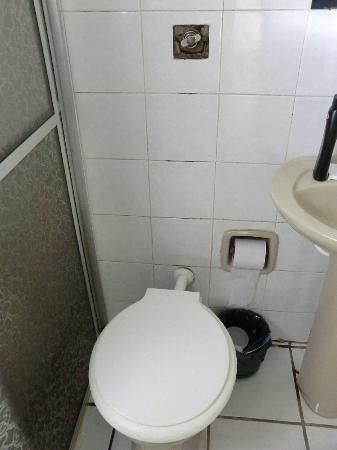 Rolim Rios Hotel: moderne sanitäre Einrichtungen