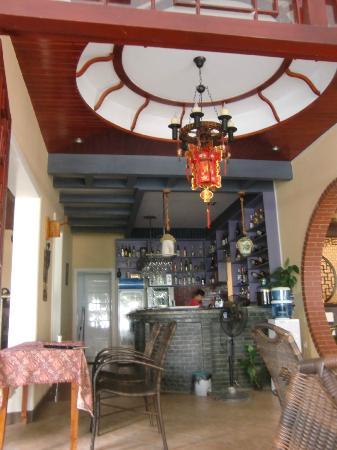 River View Inn: Lo spazio per la ristorazione