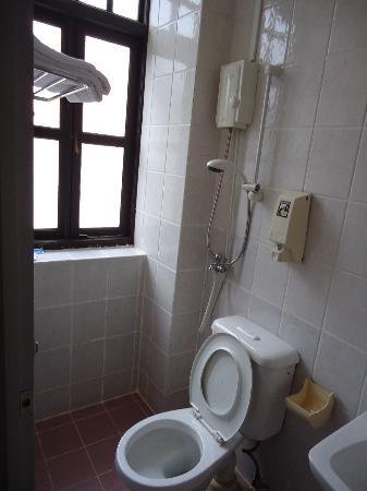 Asphodel Inn Singapore : Bathroom