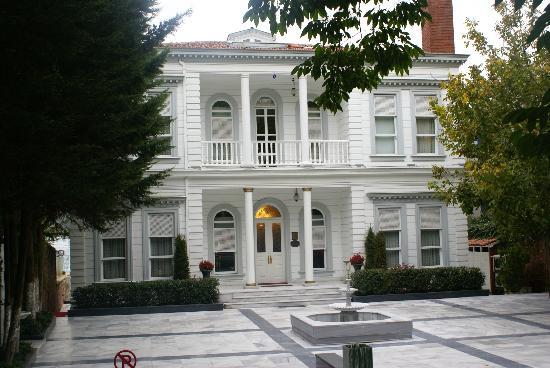 Bosphorus Palace Hotel: exterior del hotel fachada principal