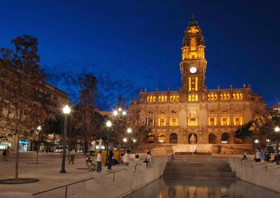 Cafe Lounge Casal: ALIADOS  - PORTO CITY HALL