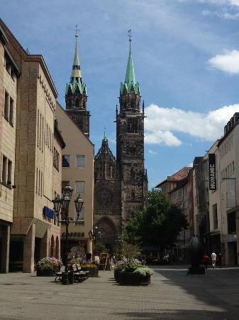 Maritim Hotel Nurnberg: Altstadt