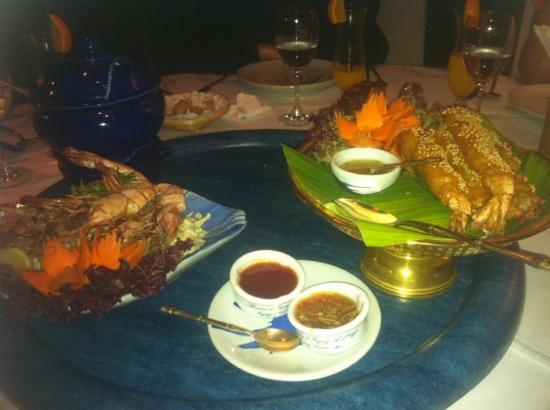 Blue Elephant : see food