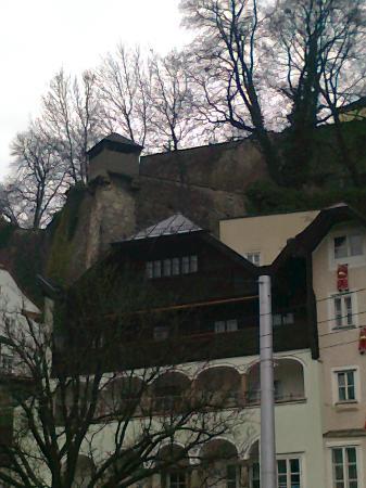 Hotel Markus Sittikus: Wachturm