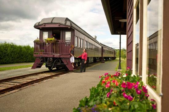Florenceville-Bristol, Kanada: Shogomoc Railway