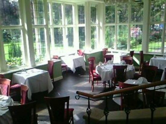 Westone Manor Hotel: DINING AREA