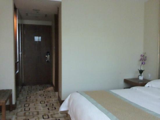 Zhong Tai Lai Hotel: シンプルな部屋