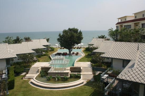 Devasom Hua Hin Resort: View from the room